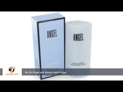 Angel By Thierry Mugler Womens Body Lotion 7 Oz | Review/Test