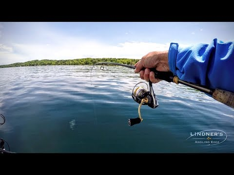 How To Vertical Jig In The Great Lakes