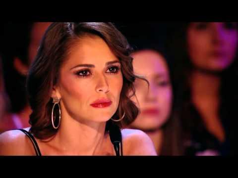 Необыкновенный Джош Даниел на X-Factor Англии