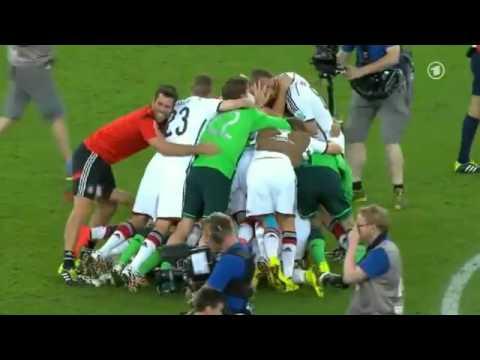 Wm 2014 Finale Deutschland Argentinien Die Letzten Sekunden Youtube