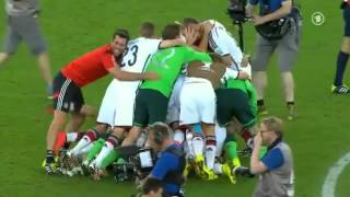 WM 2014 Finale Deutschland   Argentinien   Die letzten Sekunden