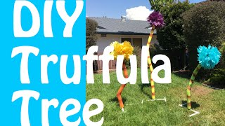 DIY Truffula Tree