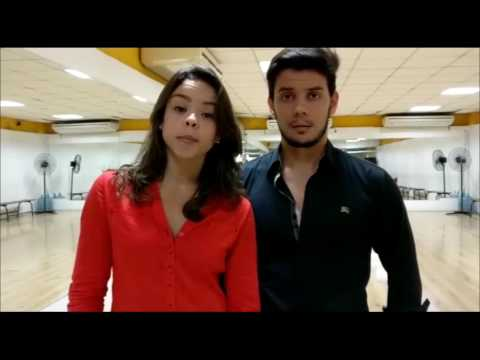 #brasilnomundialdetango Alam Blascovich e Camila Delphim