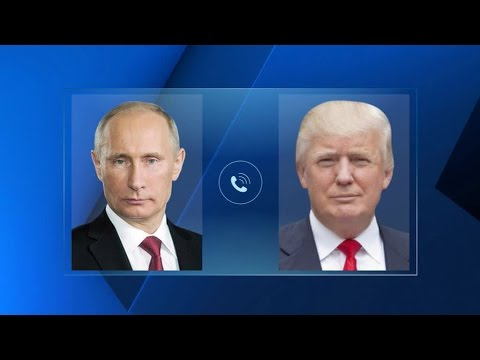 Разговор Путина с Трампом. Новые подробности от пресс-службы Кремля