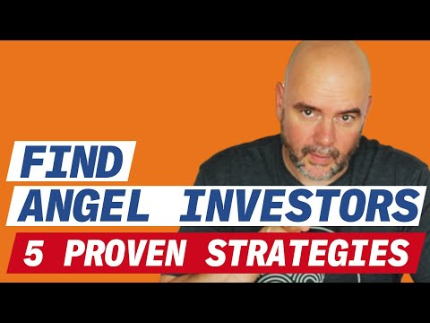 Angel Investors: How