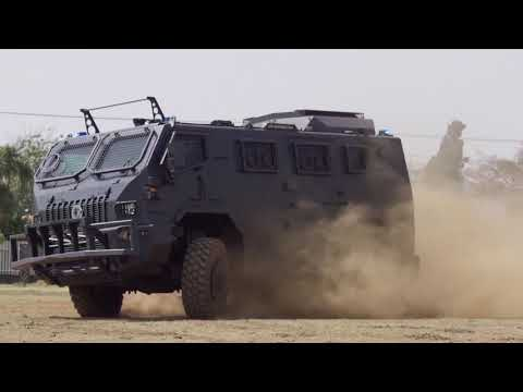 Incredible military aircraft, ships and vehicles built in South Africa