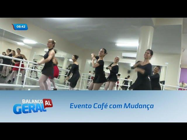 Teatro Deodoro vai receber a II edição do evento 'Café com Mudança'