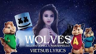 Selena Gomez  Marshmello - Wolves (Chipmunks Version)
