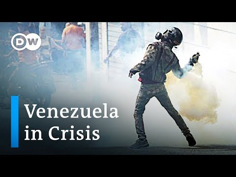 Power struggle in Venezuela continues | DW News