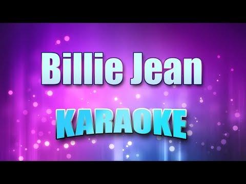 Jackson, Michael - Billie Jean (Karaoke version with Lyrics)