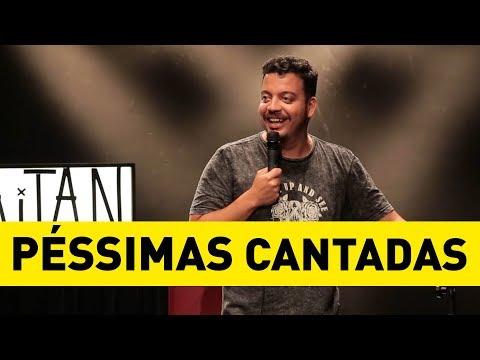 RODRIGO MARQUES - PROBLEMAS DE SER TÍMIDO - STAND UP COMEDY