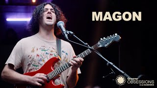 Magon - Hour after Hour / Coucou my Friend | Les Capsules live Groover Obsessions à La Marbrerie
