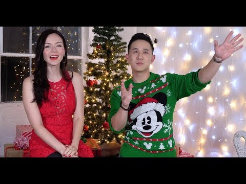 White Christmas Marie Digby X Jason Chen