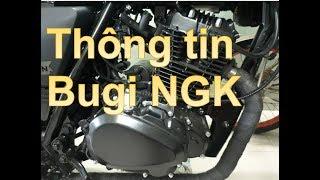 Sửa xe Cùi Bắp_Những điều cần biết về bugi Ngk cho xe máy