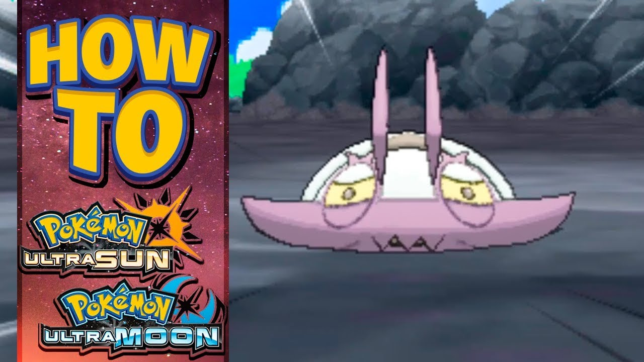HOW TO GET Wimpod in Pokemon Ultra Sun and Moon