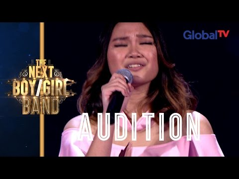Ruth sings 'One Last Time' (Ariana Grandé) | The Next Boy/Girl Band