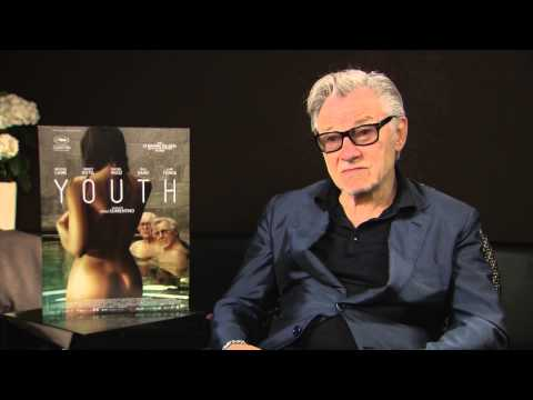 Youth Harvey Keitel Paolo Sorrentino Interview: Cannes Film Festival