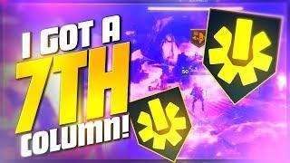 My FIRST EVER 7th Column! 39 KILL GAME (Destiny 2 PvP Full Match)