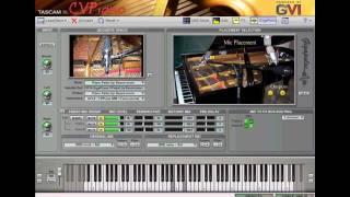 CV Piano GVI GigaStudio by Tascam