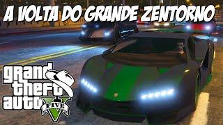GTA 5 Online (PC) - Voltando a correr com o GRANDE ZENTORNO