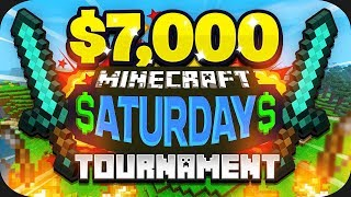 $7,000 MINECRAFT Saturdays Tournament (Week 2)