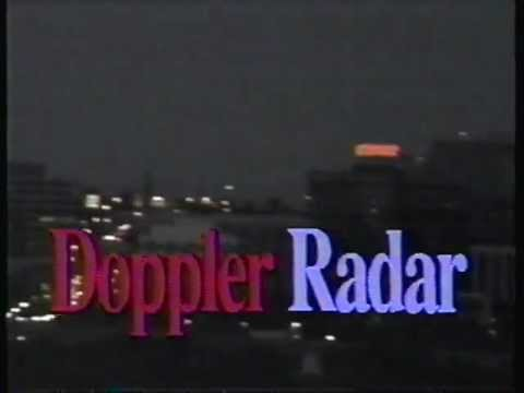 1980's WZZM Weather Commerical