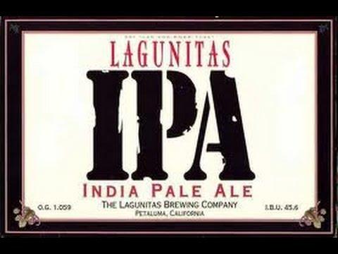 Beer Review: Lagunitas  IPA (Review #85)