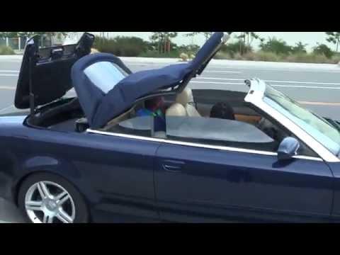 I Got a New Car! - Audi A4 Convertible (Cabriolet)