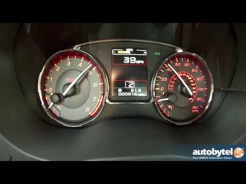 Subaru Wrx 0 60 >> 2015 Subaru Wrx 0 60 Mph Acceleration Test Video 268 Hp