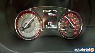 2015 Subaru WRX 0-60 MPH Acceleration Test Video - 268 HP 2.0 Liter Boxer Engine