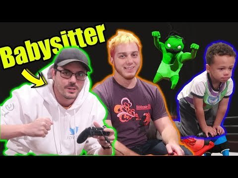Surprise Basitter with Jovenshire and Bacorn!
