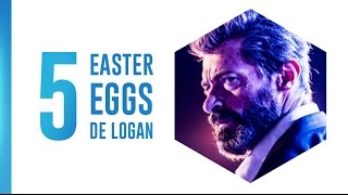 5 EASTER EGGS DE LOGAN | Omelista #63