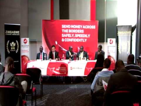 MoneyGram Zimbabwe Achievers Awards SA Press Launch
