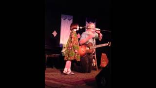 "Molly Jeanne & Tom Chapin sing ""Remember When the Music"" at"