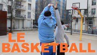 LE BASKETBALL - LE RIRE JAUNE