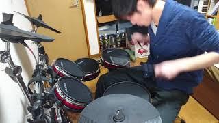【再生数230万回超え】狩野英孝のギャグ音声だけを使ったドラムに吹き出す