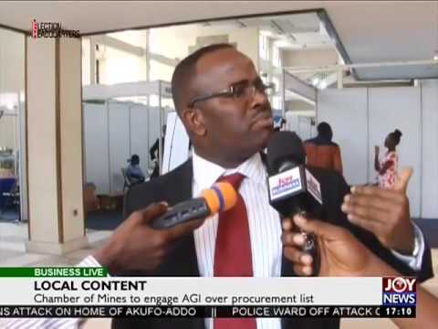 Public Debt - Business Live on Joy News (14-11-16)