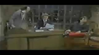 Andy Kaufman on David Letterman