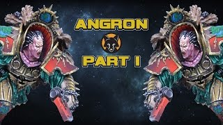 how to paint angron part i kujo painting tutorial