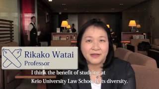 keio law school ll m trailer