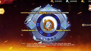 Upgrade Shui Jing Nirvana2 ~ Dynasty Heroes