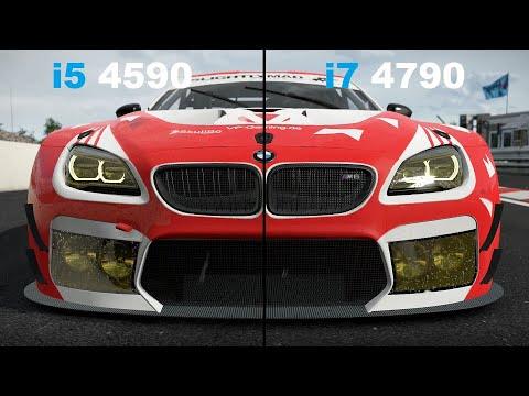 i5 4590 vs i7 4790
