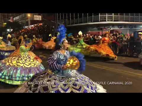 Maracatu Nação Estrela Brilhante Do Recife