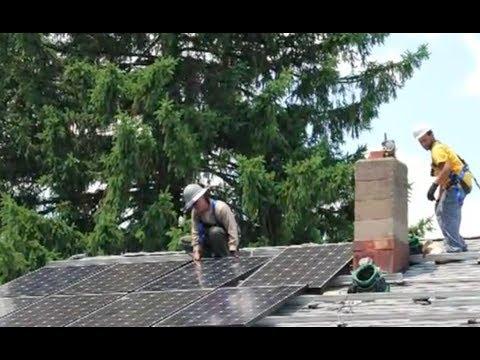 Solar Installer Freehold 732 367 1166