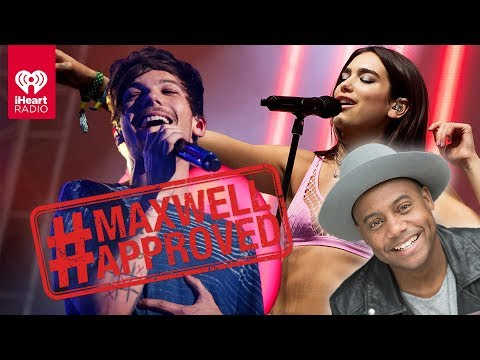 Maxwell - This Week's #MaxwellApproved Playlist is Here!