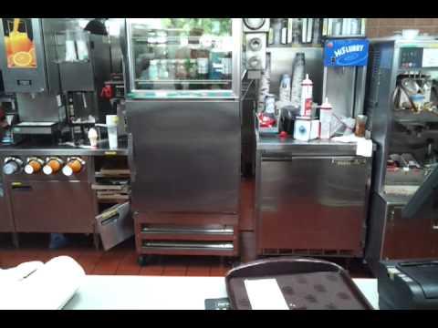 Messy McDonald's store # 22468