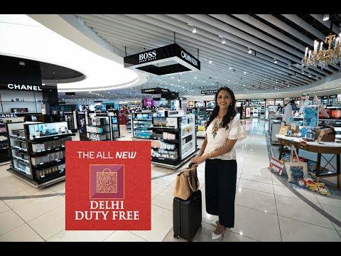 The All New Delhi Duty Free- New Walk-Through Store