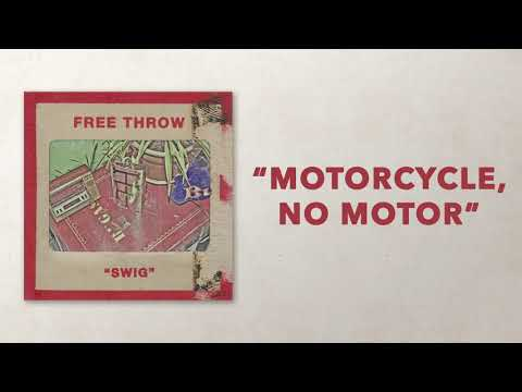 """Free Throw - New Songs """"Motorcycle, No Motor"""" & """"Tips Are Appreciated"""""""