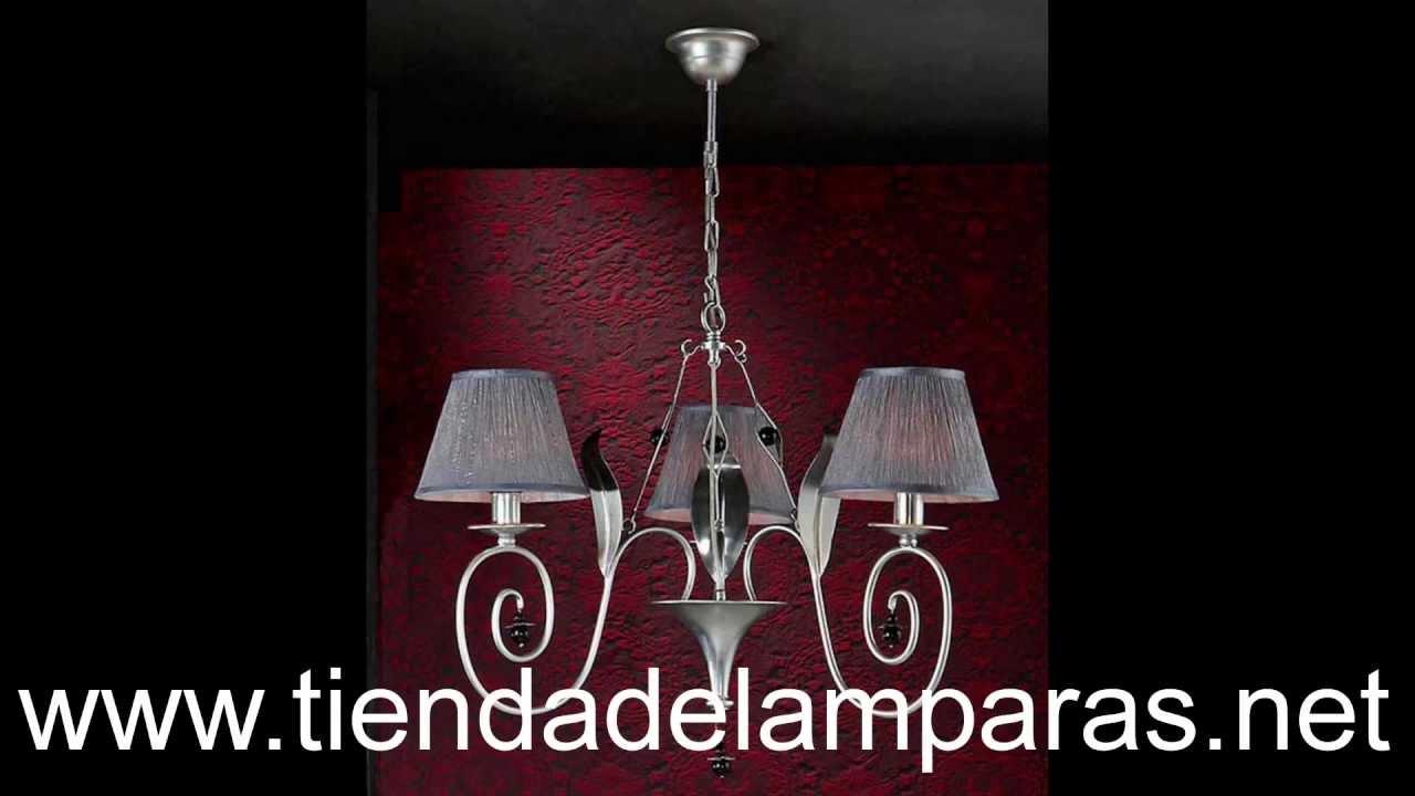 Lamparas de techo clasicas lamparas enrique iluminacion - Enrique iluminacion ...
