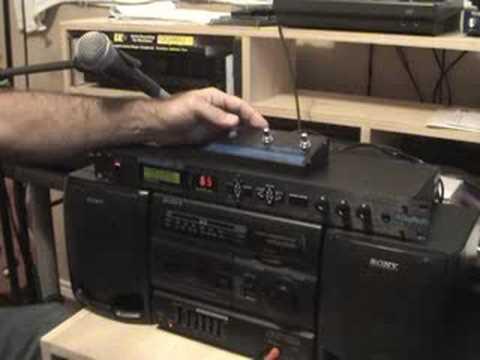 Test of Digitech Vocalist II -...